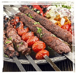 The Persian Grill - Food Image